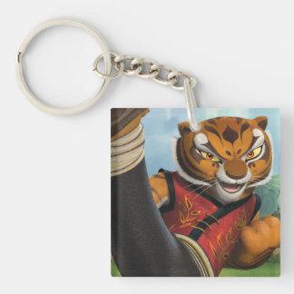 Tigress Kick Keychain
