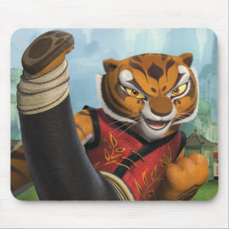 Tigress Kick Mouse Pad