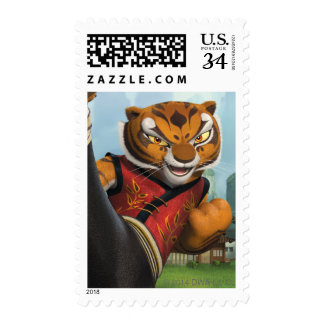 Tigress Kick Postage