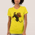 Tigress Kick Tee Shirts