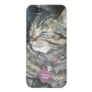Tigress Tiger Kitty iPhone Case