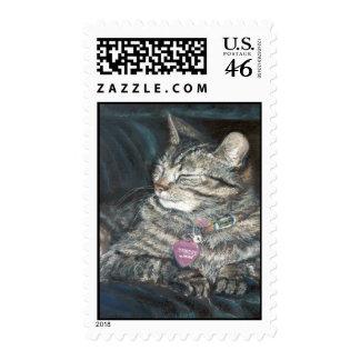 Tigress Tiger Kitty Postage