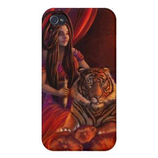 Tigris Magicka iPhone Case