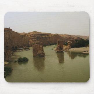 Tigris River - Hasankeyf, Turkey Mouse Pads