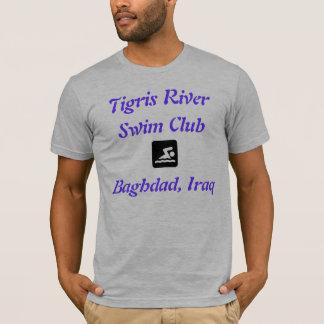 Tigris River Swim Club, Baghdad, Iraq T-Shirt