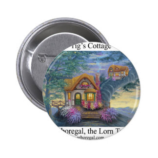 Tigs Cottage T 2 Inch Round Button