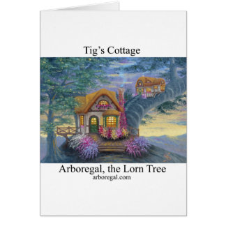 Tigs Cottage T Card