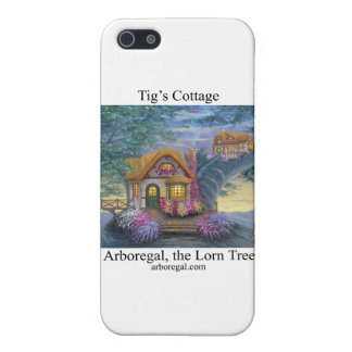 Tigs Cottage T Cases For iPhone 5