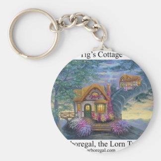 Tigs Cottage T Keychains