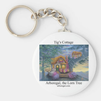 Tigs Cottage T Keychains