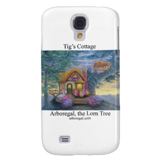 Tigs Cottage T Samsung Galaxy S4 Cover