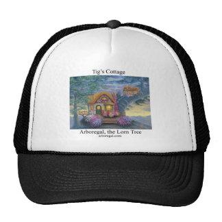 Tigs Cottage T Trucker Hat