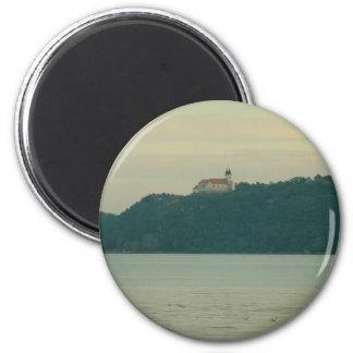 Tihany 2 Inch Round Magnet