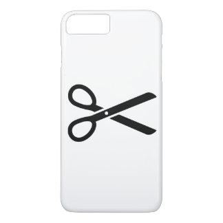 Tijeras negras funda iPhone 7 plus