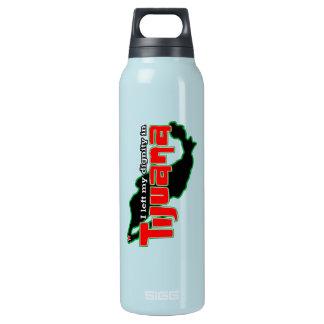 Tijuana Dignity Insulated Water Bottle