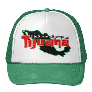 Tijuana Dignity Trucker Hat