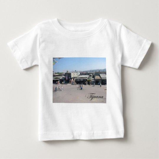Tijuana Mexico 2 Baby T-Shirt