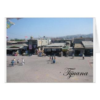 Tijuana Mexico 2 Card