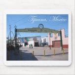 Tijuana Mexico Mouse Pads