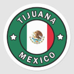 Tijuana Mexico sticker