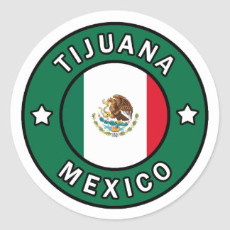 Tijuana Mexico sticker