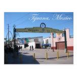 Tijuana México Tarjeta Postal