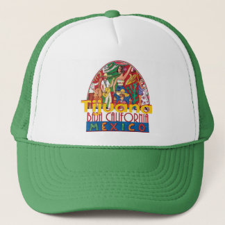 TIJUANA Mexico Trucker Hat