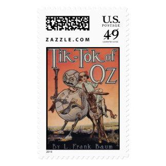 Tik-Tok of Oz Postage Stamps