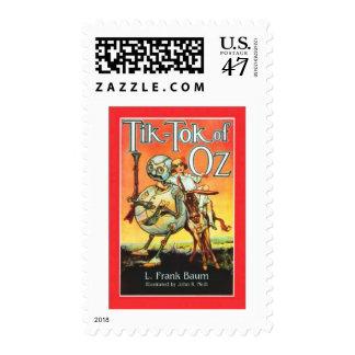 Tik - Tok Of Oz Postage