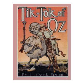 Tik-Tok of Oz Postcard