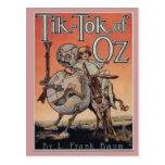 Tik-Tok of Oz Postcards