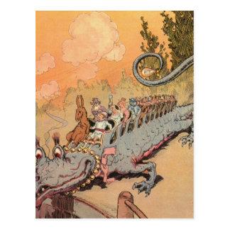 Tik Tok of Oz  Postcards
