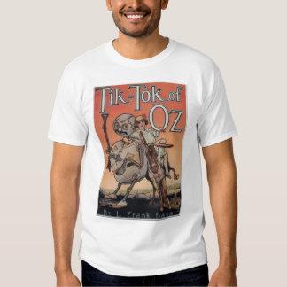 Tik-Tok of Oz T-shirts