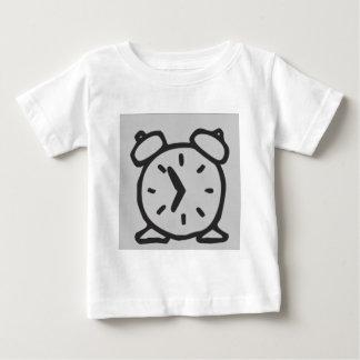 Tik Tok Tik by Maila Oscar Baby T-Shirt