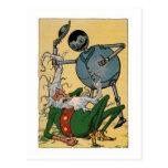 Tik-Tok Vintage Little Wizard of Oz Postcards