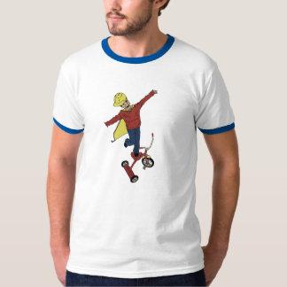 tike en un trike camisas
