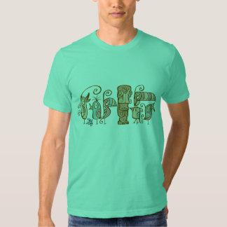 Tiki & 60's Tiki Birds Shirt