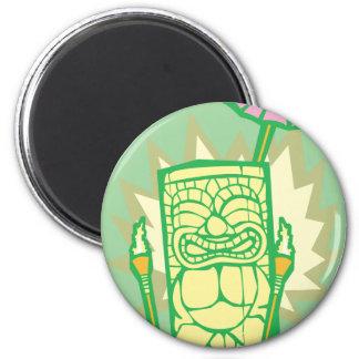 Tiki #8 magnet