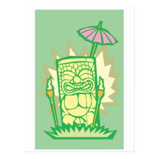 Tiki #8 tarjetas postales