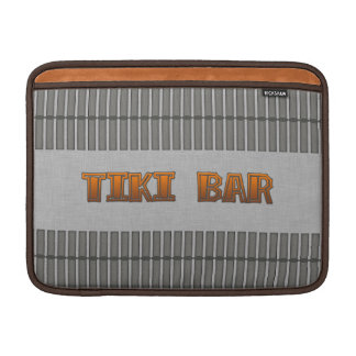 Tiki Bar Sleeve For MacBook Air