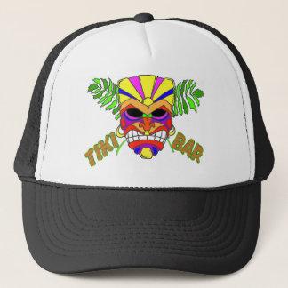 Tiki Bar Trucker Hat