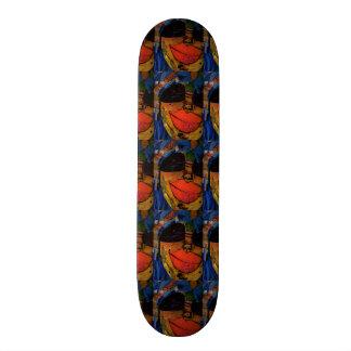 Tiki Board Custom Skate Board