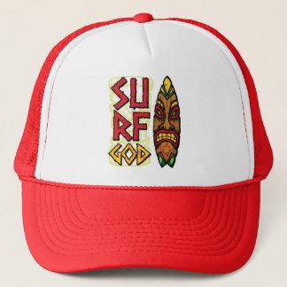 Tiki Board Wind God Trucker Hat