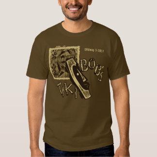 Tiki Bob's T Shirt