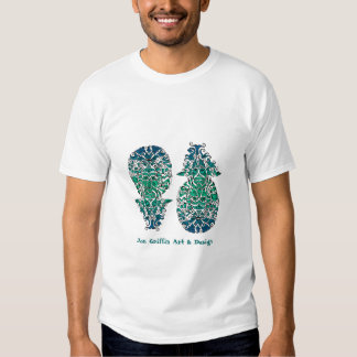 Tiki Fro Turnaround T-shirts