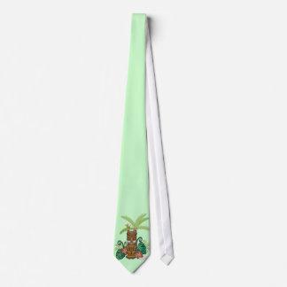 Tiki Garden Tie