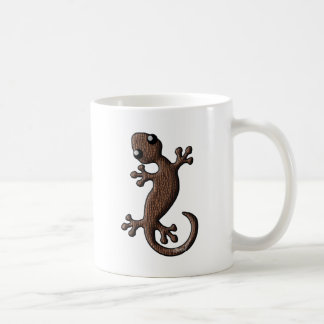 Tiki Gecko Coffee Mug