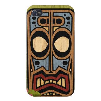 Tiki God #1 Case Savvy iPhone 4 Case