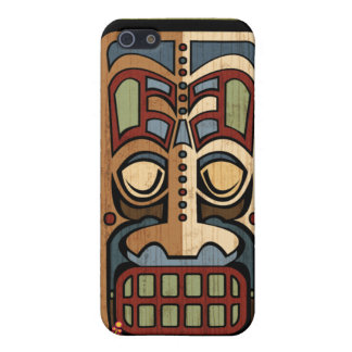 Tiki God #2 Speck iPhone 4 Case