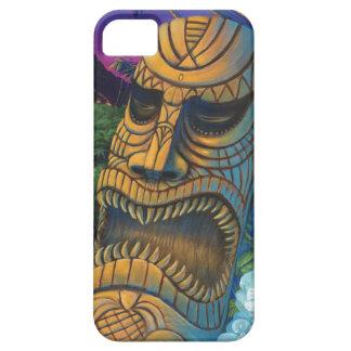 Tiki God - iPhone Case